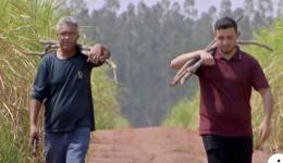 Estudante faz descoberta científica ao tentar ajudar o pai, um vendedor de caldo de cana