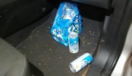 """Guarda Municipal prende condutora embriagada com álcool índice """"4x"""" acima do tolerado"""