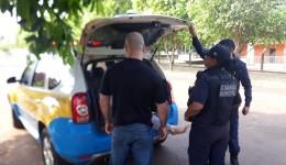 Homem sequestra ex-namorada e vai preso pela Guarda Municipal
