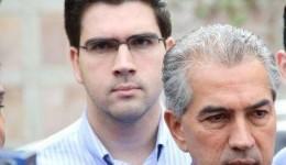 TJ-MS aceita denúncia contra filho de Reinaldo Azambuja