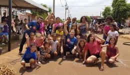 Ação social atende mais de 200 pessoas no Harrison de Figueiredo