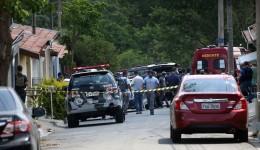 Assaltante é morto por atirador de elite após fazer família refém próximo a aeroporto