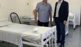 Em vista a Dourados Dep Estadual Herculano (SD) assume compromisso com  cardiologia do HE em Dourados.