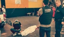 Homem é morto a tiros na Vila Cachoerinha