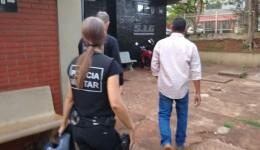 Policial Militar e mulher são presos em Dourados por crime de extorsão