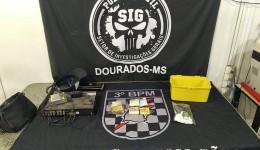 Proprietário de conveniência que vendia droga próximo à escola é preso