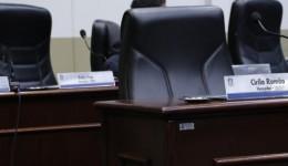 Vereadores reconduzidos á cargo não aparecem em sessão da Câmara de Dourados