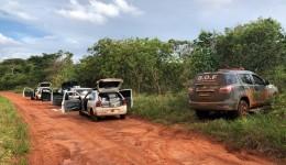 Durante a Operação Hórus DOF apreende quatro veículos carregados com produtos do Paraguai na região de Ponta Porã