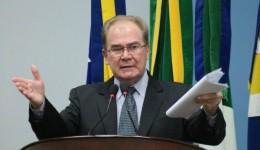 Durante assalto, vereador Idenor Machado é agredido