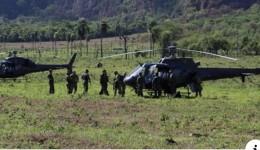 Paraguai e Brasil desenvolvem operação contra o narcotráfico na fronteira