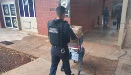 Mulher que furtou de água sanitária a picanha é presa pela Guarda Municipal