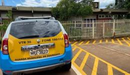 Dois homens e uma mulher acusados de Atos obscenos próximo a uma escola na região do bairro Terra Roxa.