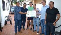José Nunes se consagra na Udam como a maior autoridade do movimento comunitário no Centro-Oeste