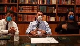 Primeiro exame aponta que Bolsonaro está com coronavírus, diz colunista