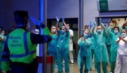 Quase 146 mil pessoas estão curadas do novo coronavírus no mundo