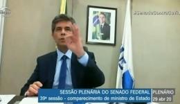 """Brasil tem 5507 mortes por covid-19 e ministro alerta para """"2ª onda"""" da doença"""