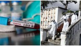 Brasil tem 6.329 mortos em decorrência da Covid-19 e mais de 91 mil infectados; recuperados chegam a 38 mil