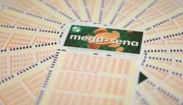 Confira as dezenas sorteadas da Mega-Sena