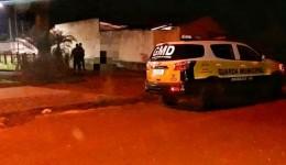 FORAGIDO DA JUSTIÇA É PRESO PELA GUARDA MUNICIPAL DURANTE TOQUE DE RECOLHER