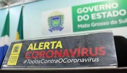 Mato Grosso do Sul chega a 1,6 mil casos do Novo Coronavírus