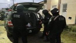Gaeco cumpre mandado de prisão em Dourados
