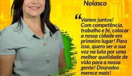 Zélia Nolasco confirma pré-candidatura à Câmara de Dourados