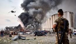 Explosão no Líbano matou 50 pessoas e deixou mais de 2,7 mil feridos