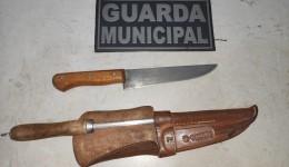 """Guarda Municipal recebe denúncias e """"quatro homens"""" são presos após agredir mulheres"""