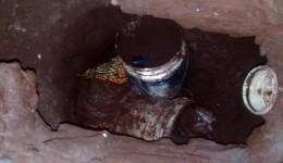 Novo túnel é encontrado em presídio do Paraguai