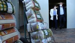 Reinaldo é investigado por compra superfaturada de cestas básicas