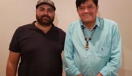 Délia fica fora e PTB indica advogado indígena Wilson Matos à prefeitura