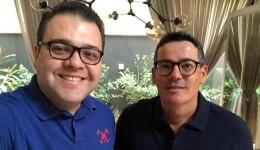 Dr. Guto, médico de 37 anos, é o vice de Alan Guedes na disputa pela Prefeitura de Dourados