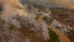 Estado receberá mais R$ 1,35 mi para combate a incêndios florestais