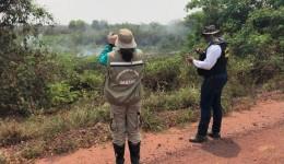Fazendeiros serão autuados por crimes ambientais na região do Pantanal
