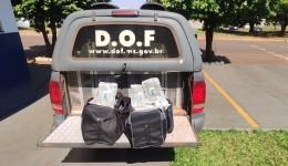 Foragido da Justiça de Sergipe é preso com droga em Maracaju