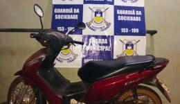 GMD prende homem com moto roubada em Dourados