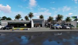 Governador autoriza início da construção da sede do DOF neste sábado