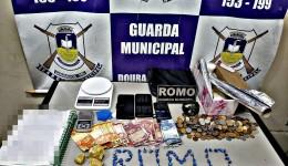 """Guarda Municipal fecha """"ponto de venda de drogas no João Paulo II."""""""
