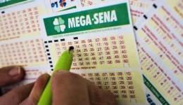 Mega-Sena acumula e deve pagar R$ 36 milhões