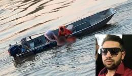 Jovem morre ao se afogar no Rio Ivinhema