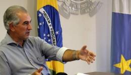 No aniversário de MS, Reinaldo Azambuja destaca crescimento econômico