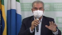 PGR denuncia governador de MS Reinaldo Azambuja por propinas da JBS