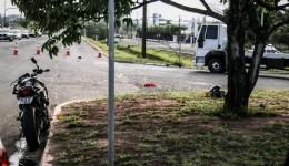 Motorista embriagado e sem CNH atropela e mata policial