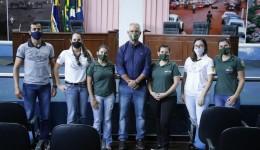 Sergio Nogueira discute veto de veto de projeto de Lei sobre equoterapia com profissionais