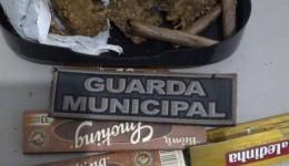 Usuários de drogas são presos pela Guarda em Dourados