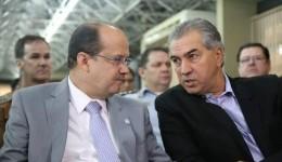 Desgastado com denúncias de corrupção em MS, Reinaldo 'some' da campanha de aliados