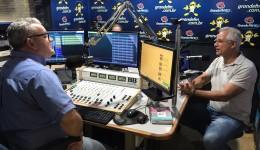 Em entrevista à Grande FM, Sergio Nogueira conclama união da classe política para Dourados crescer