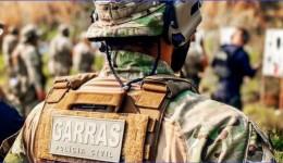 Equipes do Garras vão para fronteira reforçar segurança após PCC iniciar guerra