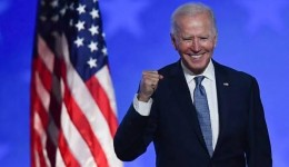 Joe Biden vence Donald Trump no Wisconsin
