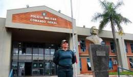 MS tem primeira policial militar mulher promovida a coronel